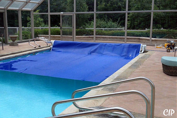What are the benefits of a solar pool cover for you?