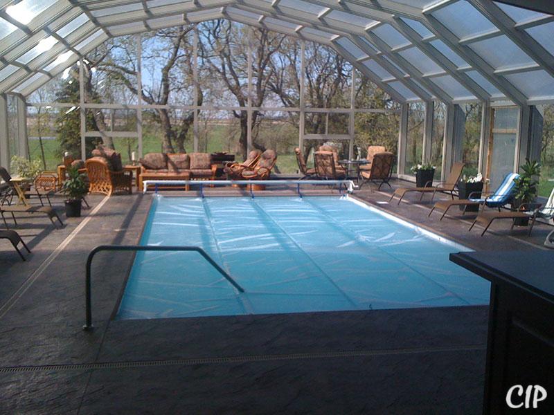 Retractable Pool Enclosure USA