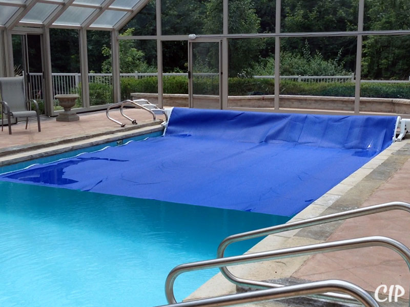 Above pool covers: what are the options?