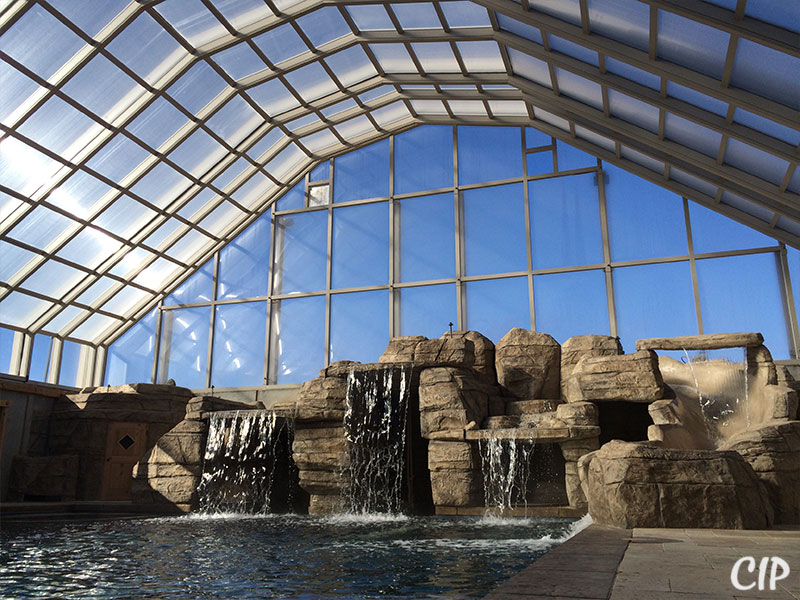 Large Pool Enclosure USA