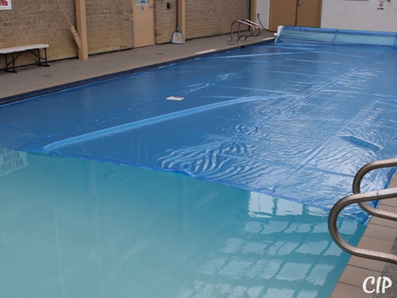 The Solar Pool Cover - Extending Your Pool Season